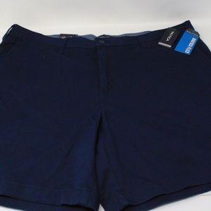 Nautica Clipper Shorts Flex 4th True Navy Classic